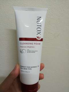 Nutox Cleansing Foam