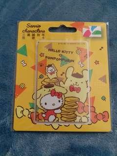 Hello Kitty x 布甸狗 台灣悠遊卡