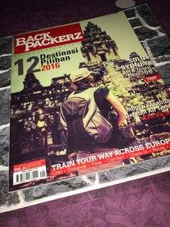 Backpackerz Magazine
