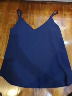Cotton On Top dark blue