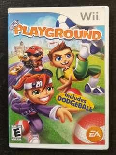 Wii Playground