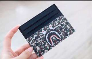 Custom card holder