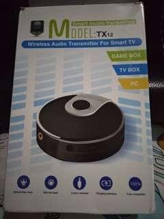 Wireless Audio Transmitter for smart TV