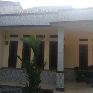 Dijual rumah di kampung kebon
