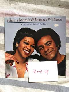 That's What Friends Are For - Johnny Mathis & Deniece Williams