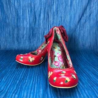 Irregular Choices Flower Fairy Heels