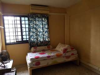 Common room aircon at 434 Ang Mo kio ave 10