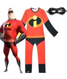 🚚 Incredibles costume