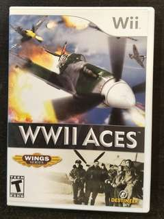 Wii WWII Aces