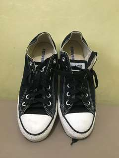 Preloved Converse shoes(unisex)