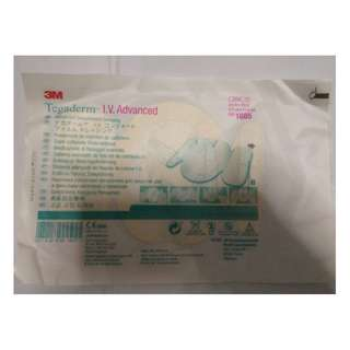Tegaderm I.V. Advanced Securement Dressing.  8.5cmx11.5cm.