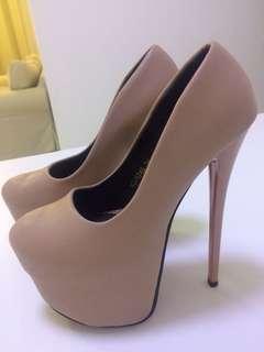 High Heels Nude FRKL