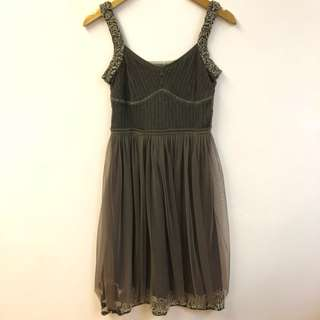 斯文裙 Hoss dress size S