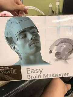 頭部按摩機