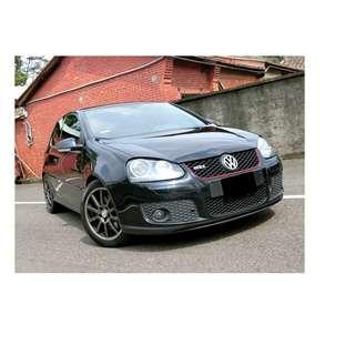 2006年 福斯 GTI  黑 ✅0頭款 ✅免保人✅低利率✅低月付 FB搜尋:阿源 嚴選二手車/中古車買賣