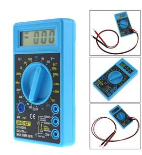 🚚 Digital Multimeter