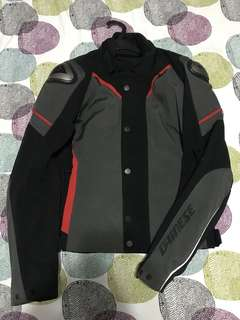 Dainese Aspide D-dry waterproof jacket