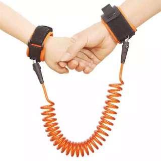 Child safety harness leash kid anti lost wrist