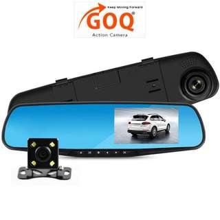 1080P HD後視鏡式行車記錄器 (開車族必備) - (1080HD) New vehicle blackbox DVR - NEW