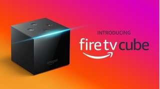 (Ready stock) Fire TV cube Amazon