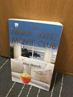 Mia march- the meryl streep movie club