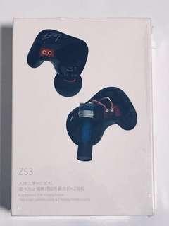 KZ ZS3 耳機