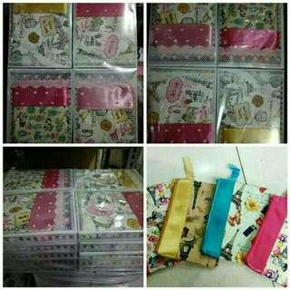Souvenir Dompet make up
