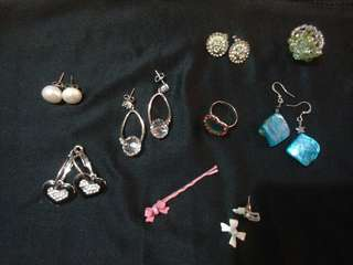 Get All Earrings and Rings