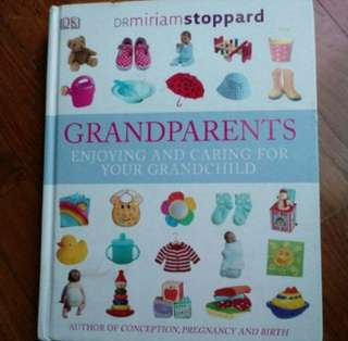 Caring for your grandchild parenting book