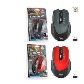 現貨~36小時內出貨~RONEVER 無線 6D 電競 游戲專用 光學滑鼠 無線光學 滑鼠 無線滑鼠 SYS128