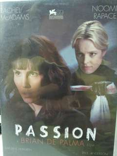 Passion movie DVD