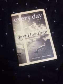 Every Day - David Levithan - Hardcover