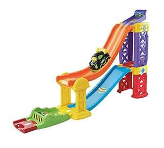 *In Stock* BN VTECH Toot Toot Driver Car Racing Ramp way Slide Toy Set