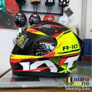 Helm kyt r10 seri 2 original
