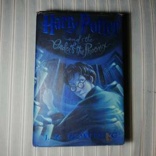 HARDBOUND Harry Potter: Order of the Phoenix