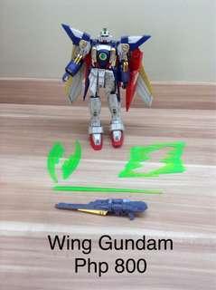 1/100 HG Wing Gundam