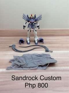 1/100 HG Sandrock Custom