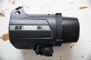 Elinchrom BXRi 500 (2 sets to go)