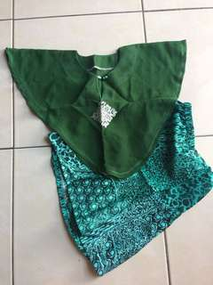 Baby kaftan preloved