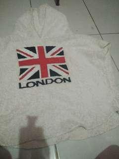 Switer london bulu halus