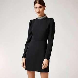 Cocktail black dress