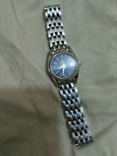 Cyma lady quartz watch 司馬表