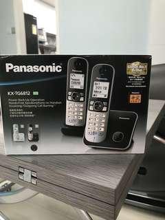 Panasonic 子母免提電話