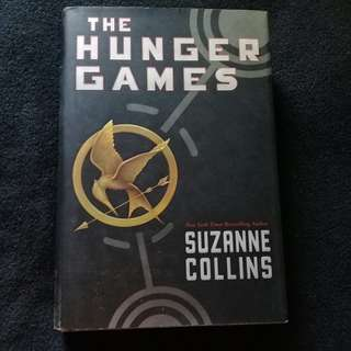 Hunger Games (hard cover) by Suzanne Collins