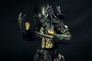 "NECA Predators Series 17 - SERPENT HUNTER PREDATOR (AVP Video Game 2010) 8.5"" Alien McFarlane"