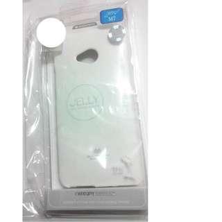 HTC M7 MERCURY  JELLY CASE