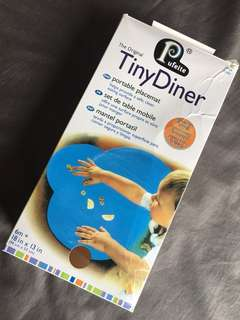 TINY DINER Portable Placemat