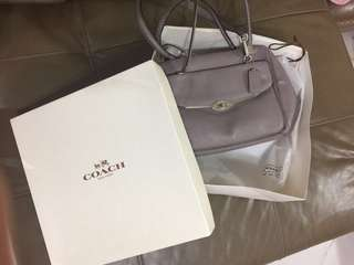 Coach Handbag (Authentic)