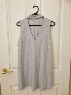 Kookai grey Favella dress size 2