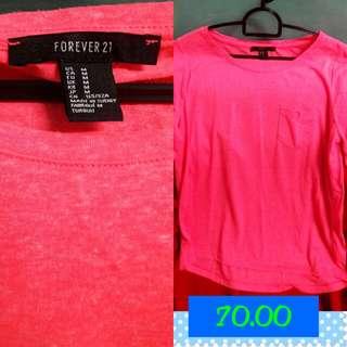 Pink Blouse 3/4